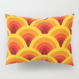 1970s wallpaper Pillow Sham