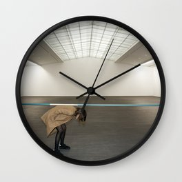 Minimal Mondays Wall Clock