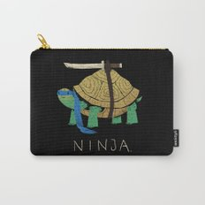 ninja - blue Carry-All Pouch