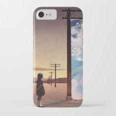 The broken window Slim Case iPhone 8