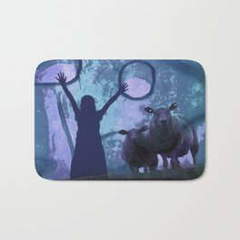 ACTIVATING MAGIC Bath Mat