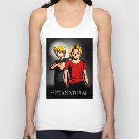hetalia Tank Tops featuring Hetanatural by Ellie Forder