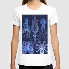 Haeckel Octopi T-shirt