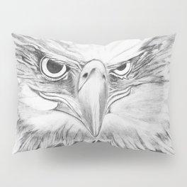 The INFINITE Bald Eagle Pillow Sham
