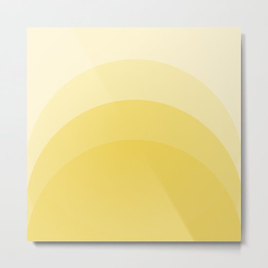 Four Shades of Yellow Curved by shelleyylstart