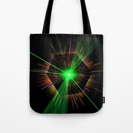 light show Tote Bag