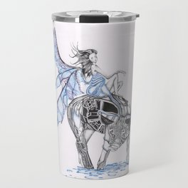 Enchanted Swine Travel Mug
