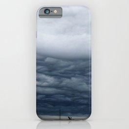 Texas Stormy Horizon iPhone Case
