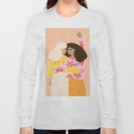 TIME'S UP by Alja Horvat Long Sleeve T-shirt