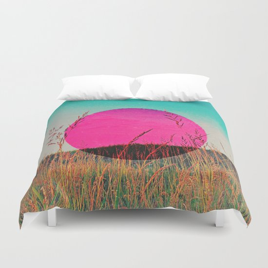 A Happy Day Duvet Cover