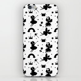 Wizard and Witch Pattern | Magic Sorcery Conjuring iPhone Skin