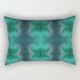 Varietile 37 (Repeating 1) Rectangular Pillow