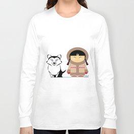 Little Inuit Long Sleeve T-shirt