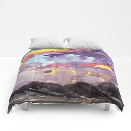 Tennessee Sunrise Comforters