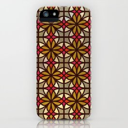 Stained Glass #1 iPhone Case
