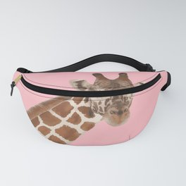 Giraffe 3 Fanny Pack