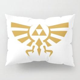 Zelda Triforce Pillow Sham