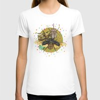 insect T-shirts featuring Insect Universe by dogooder