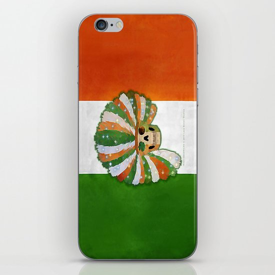 IRISH-AMERICAN 021 iPhone & iPod Skin