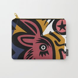 Soul Of The Dream Desert - Thunder Bird (Gold Edition) Carry-All Pouch