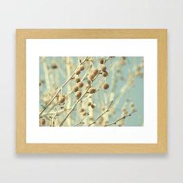 VINTAGE NATURE I Framed Art Print