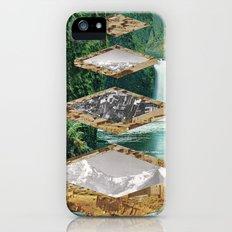 Four Landscapes Slim Case iPhone (5, 5s)