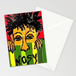 Nosy Stationery Cards