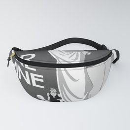 Nostalgia Weston Super Mare Fanny Pack