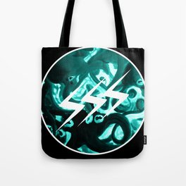 SSS Seizure Squid Studio // Logo // Tentacles Tote Bag