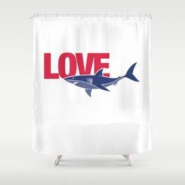 Oxymoron #1 Shower Curtain