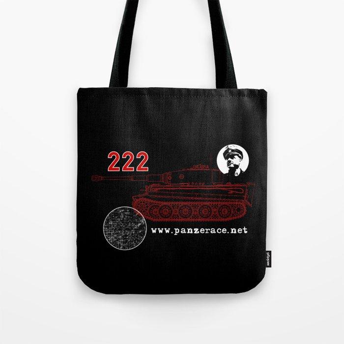 Michael Wittmann Panzer Ace 222 Villers Bocage Black Tote Bag