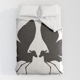 Love Moo's Comforters
