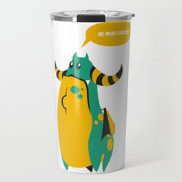 No more food? Travel Mug
