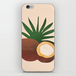 Cocconut iPhone Skin