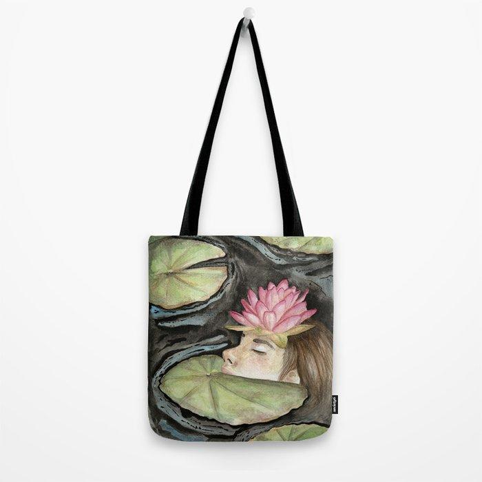 Heavy Crown watercolor Tote Bag