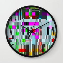 code life Wall Clock
