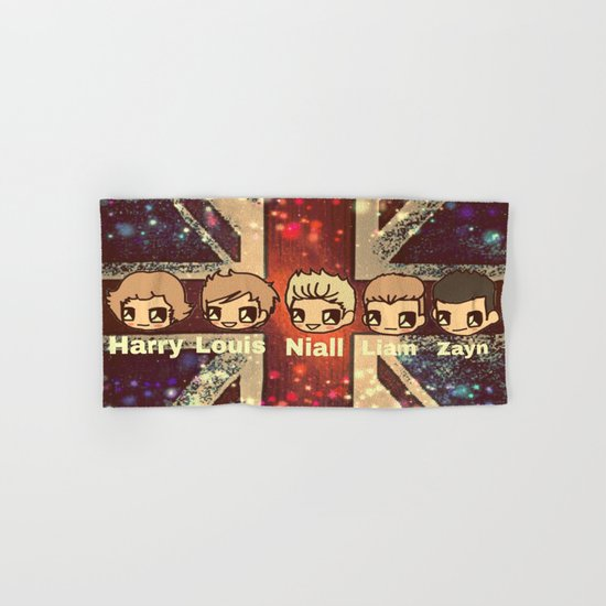 1D-86 Hand & Bath Towel