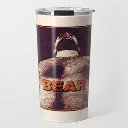 Bear (Art) Travel Mug