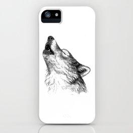 Wolf iPhone Case