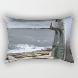 Ocean With a View Rectangular Pillow