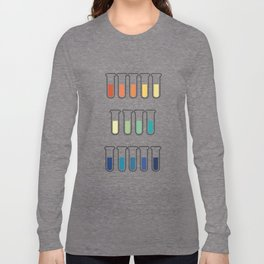 pH Indicators Long Sleeve T-shirt