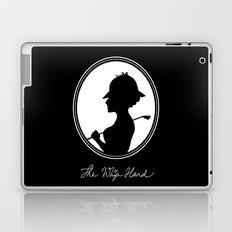 The Whip Hand Laptop & iPad Skin