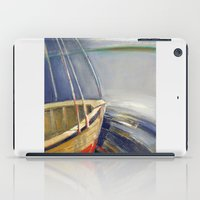 skyline iPad Cases featuring Skyline by Vilnis Klints