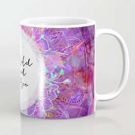 Wild and Free Watercolor Wonders Coffee Mug