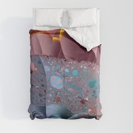 The creation process - Afterglow Comforters