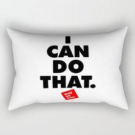 BEST SPORT TSHIRT EVER. Rectangular Pillow