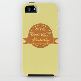Camp Ivanhoe Patch iPhone Case