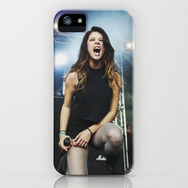 We Are The In Crowd iPhone Case