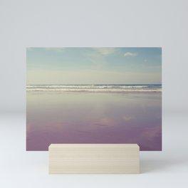 Sea waves 3 Mini Art Print