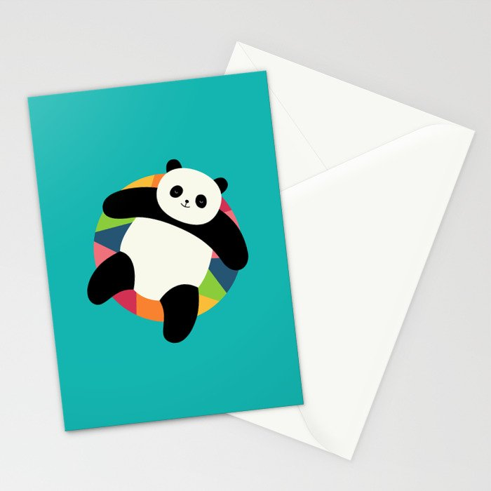 Chillin Stationery Cards